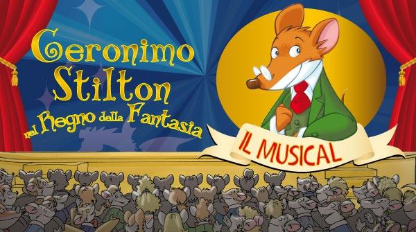 """""""GERONIMO STILTON NEL REGNO DELLA FANTASIA"""" regia di Matteo Gastaldo"""