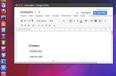 Anotações - Google Drive no Unity