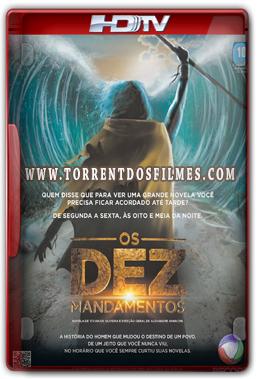 Os 10 Mandamentos Da Record (2015) Torrent Nacional HDTV