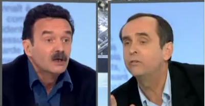 Clash Plenel Ménard à Mots Croisés sur France 2