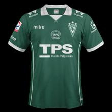 [Elige la mejor y la peor] Camisetas primera division 2015 Santiago%2BWanderers%2B-%2BHome