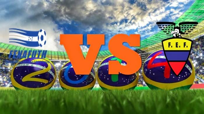 Prediksi Skor FIFA World Cup Terjitu Honduras vs Ekuador jadwal 21 Juni 2014