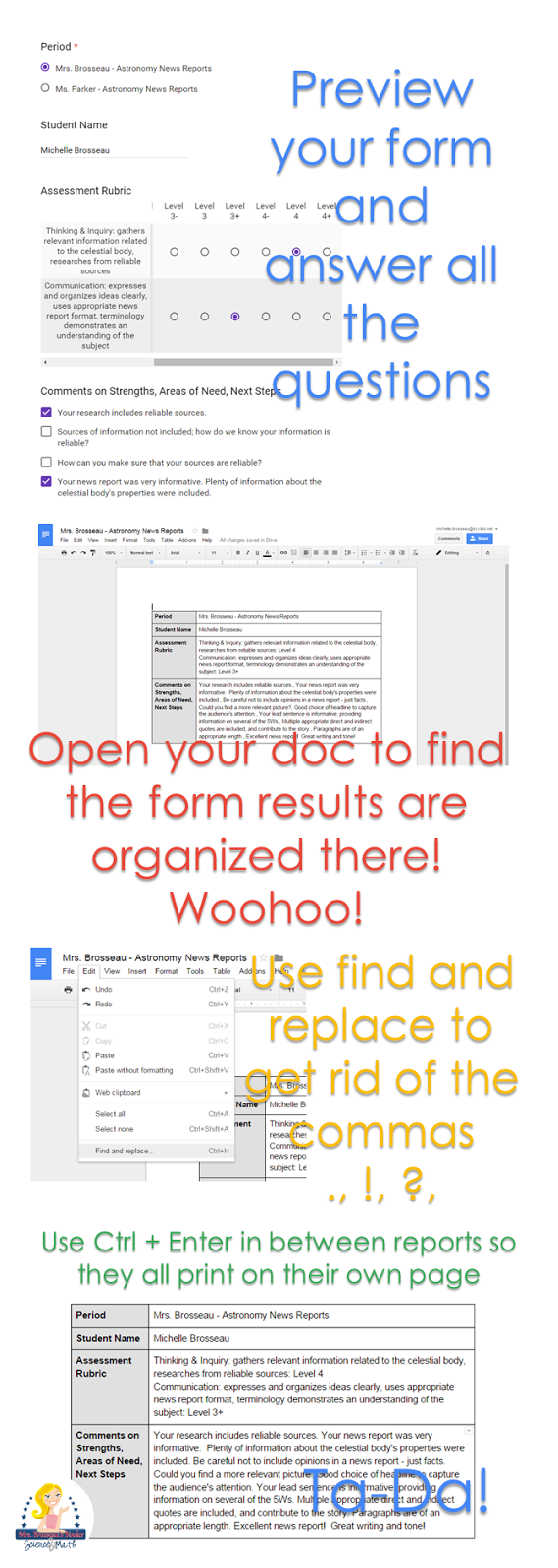 how google forms saved this teacher s sanity the tpt blog there you have it once you do this once a lot of the work is done forever you can copy forms and edit them for different assignments