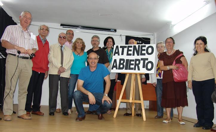 """ARRANCA """"ATENEO ABIERTO"""""""