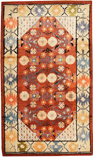 Tea And Carpets Silk Carpets And The Story Of The Silk Road