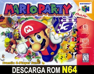 Mario Party 64 ROMs Nintendo64