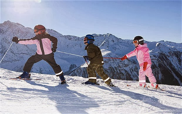 Puy St Vincent, France - The Top Ski Resorts for Families In The World