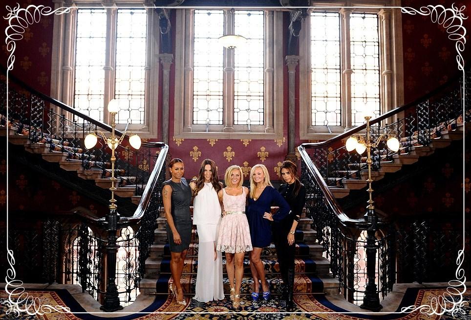 Spice Girls Viva Forever