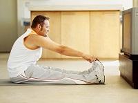 étirement après exercice