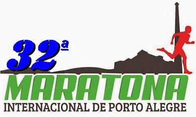 Maratón de Porto Alegre (Brasil, 14/jun/2015)