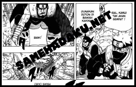 Komik Naruto 613 Bahasa Indonesia - Samehadaku