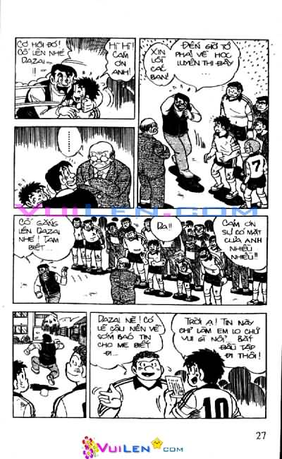 Jindodinho - Đường Dẫn Đến Khung Thành III  Tập 11 page 27 Congtruyen24h