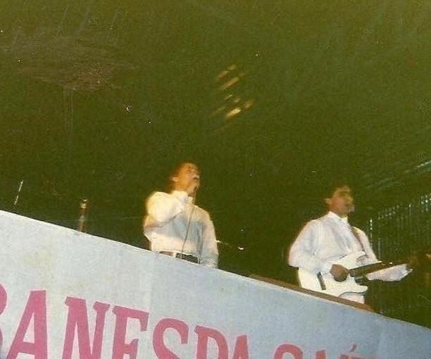 Leandro & Leonardo Itápolis Faita 1989