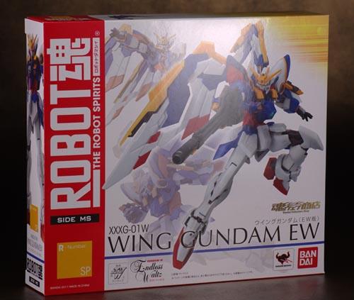 Robot Damashii Wing Gundam
