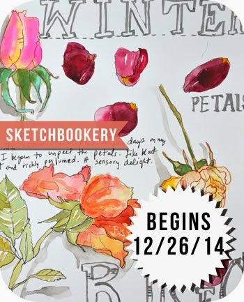 Sketchbookery Class