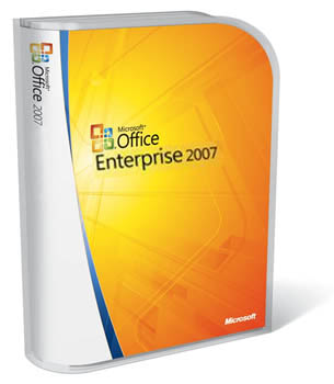 Microsoft Office Enterprise 2007