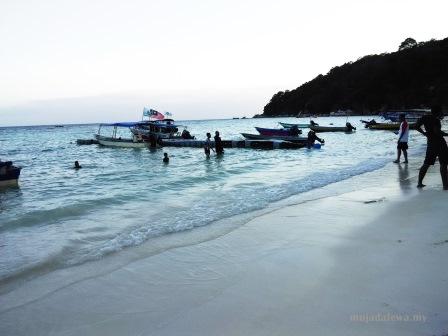 trip murah ke pulau perhentian, muja travel, travelling tip
