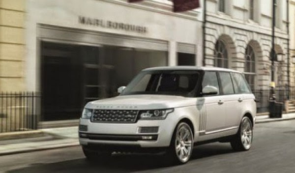 Range Rover Long Wheelbase images