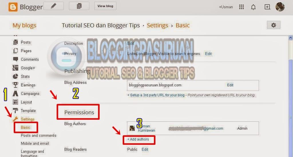 Cara Mengundang Orang Lain Menjadi Penulis Blog Anda