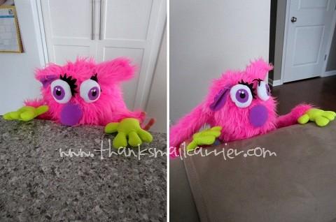 Puppet Monsters fun