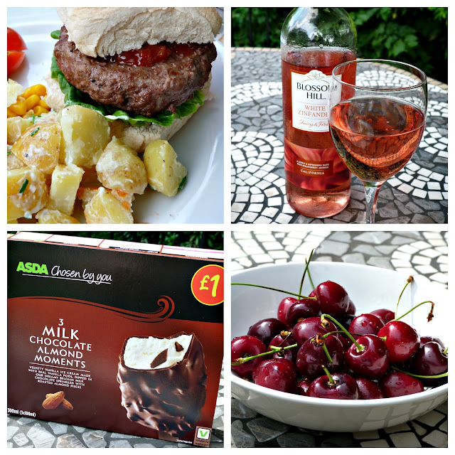 Summer foods from Asda