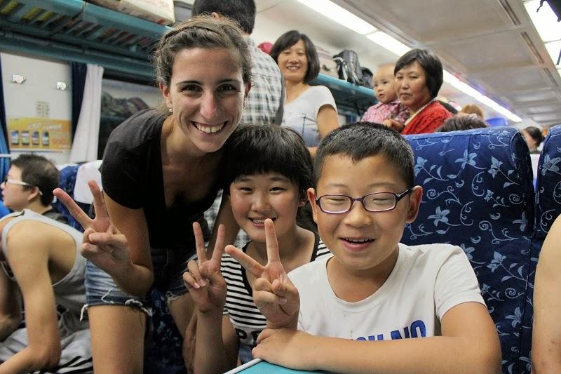 Con los chicos nos une las ganas de aprender y enseñar inglés