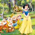 Disneys Snow White Cartoon Wallpaper