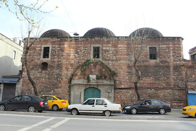 Aya Sofya Vakfı Kebir binası