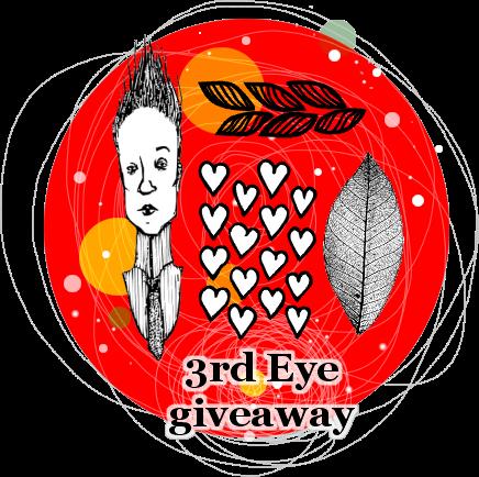 3rd Eye giveaway