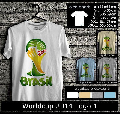 kaos distro world cup 2014 logo 1
