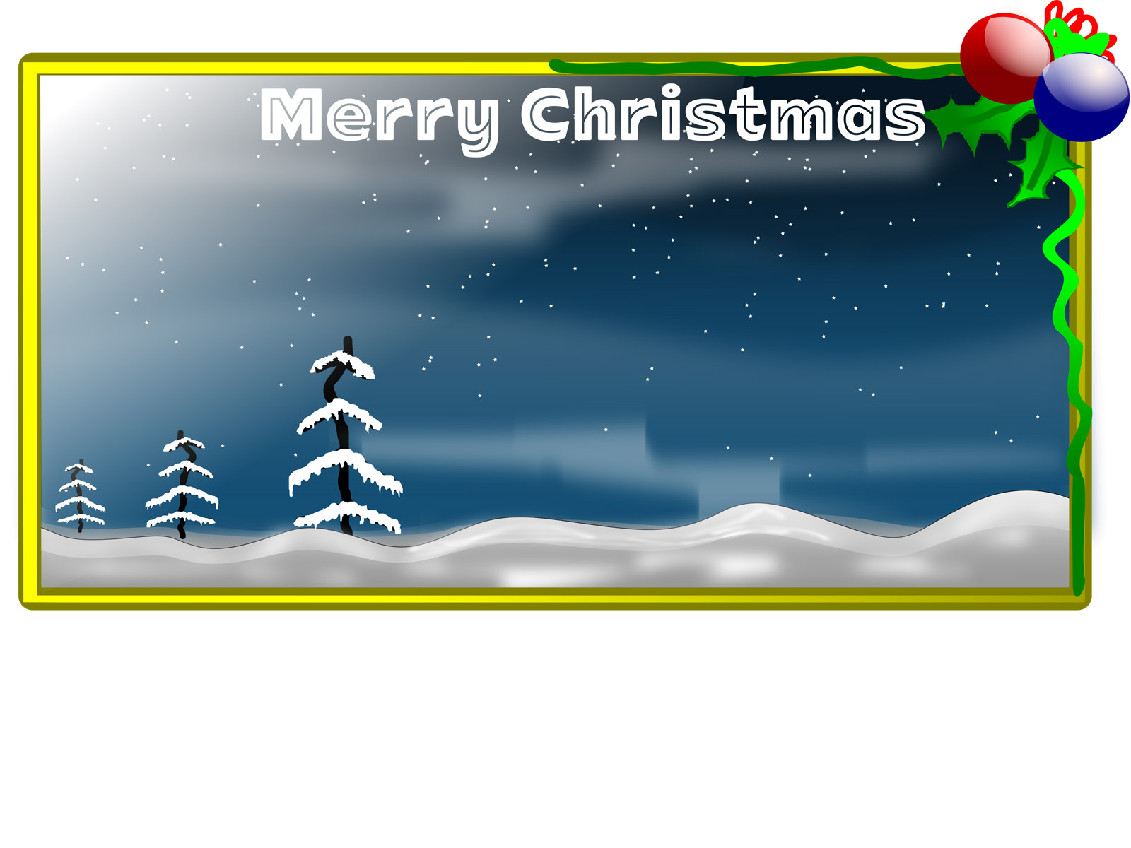 merry christmas background design ppt backgrounds templates
