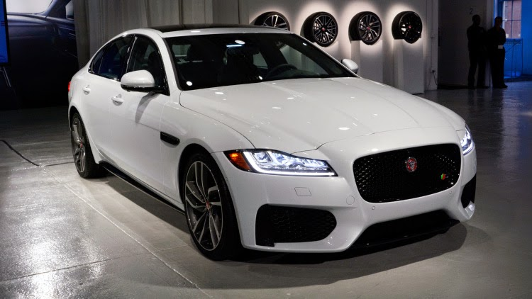 2016 Jaguar XF release date and price