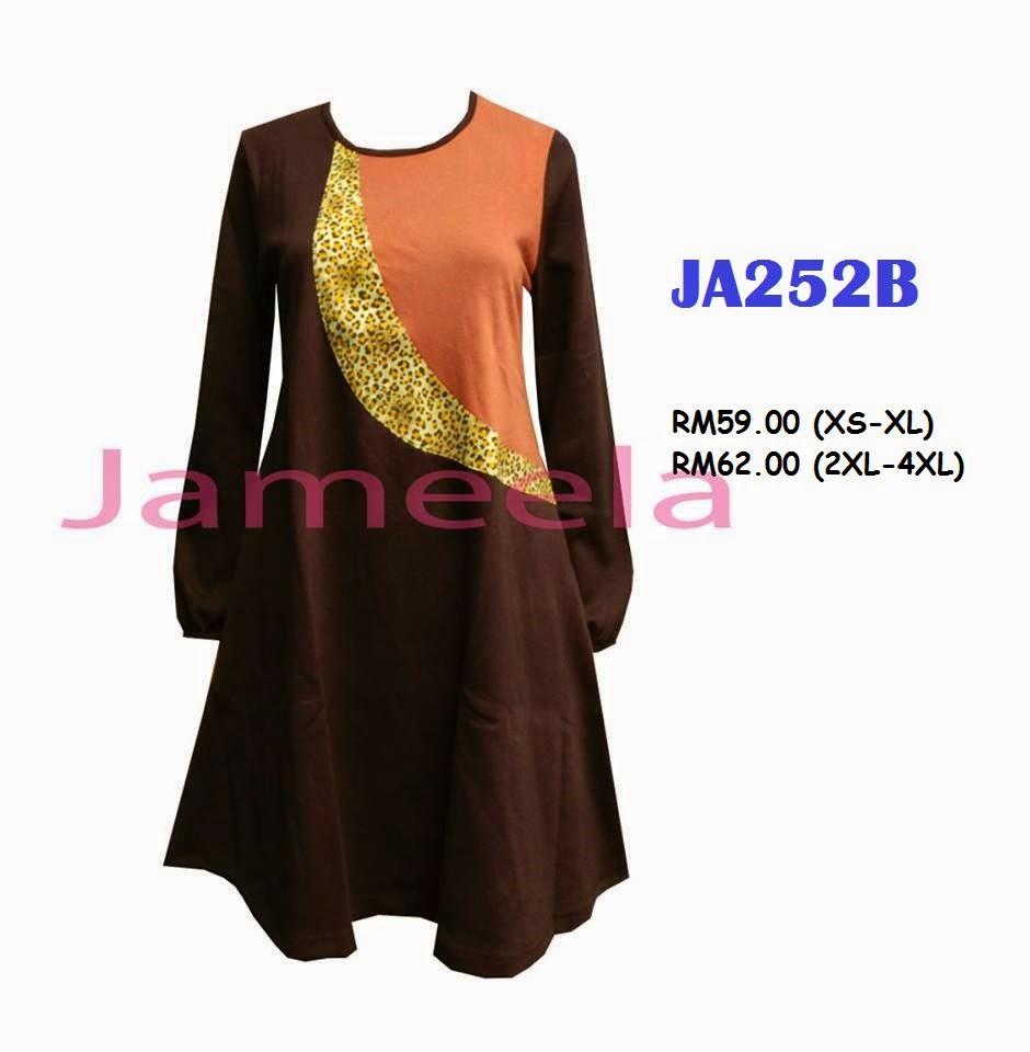 T-shirt-Muslimah-Jameela-JA252B
