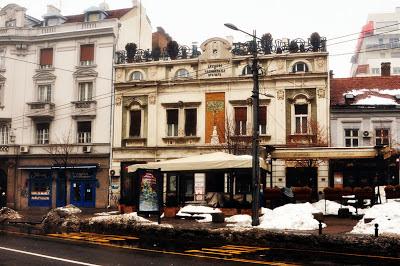 Kralja Milana, Beograd