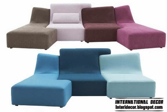 Home Decor Ideas 48 Puzzle Sofas And Couches Furniture Sets Delectable Colorful Living Room Furniture Sets Creative