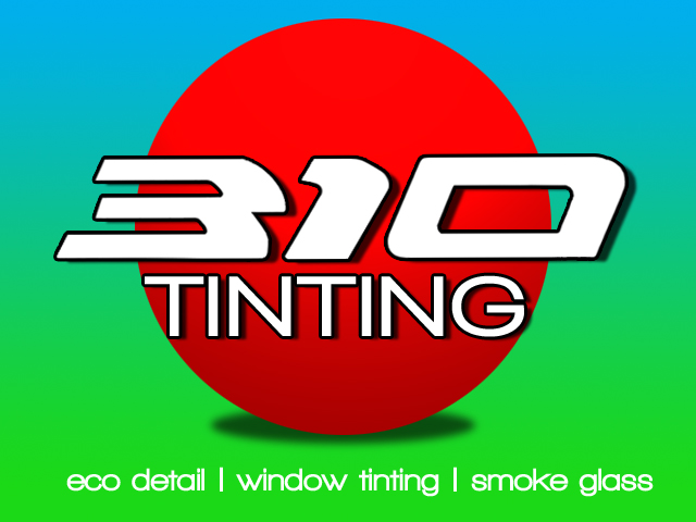 310 TINTING near Los Angeles california