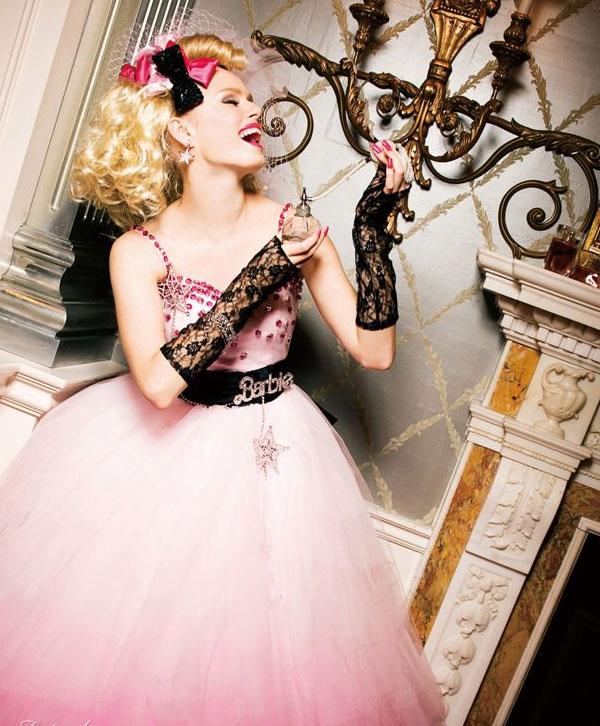 Barbie Wedding Dress Designs Pictures - Wedding Dress