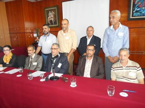 """بلاغ إخباري حول تأسيس """"لجمعية المغربية لأطر مراكز الإعلام والمساعدة على التوجيه"""""""