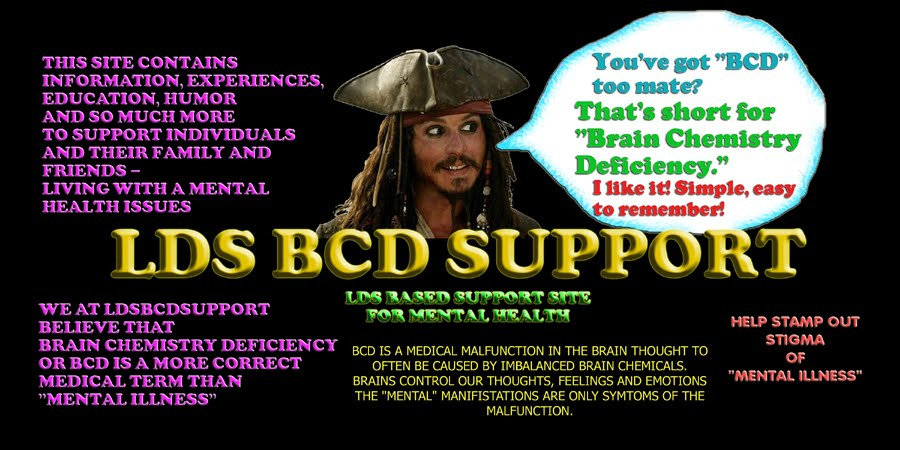 LDS  BCD SUPPORT