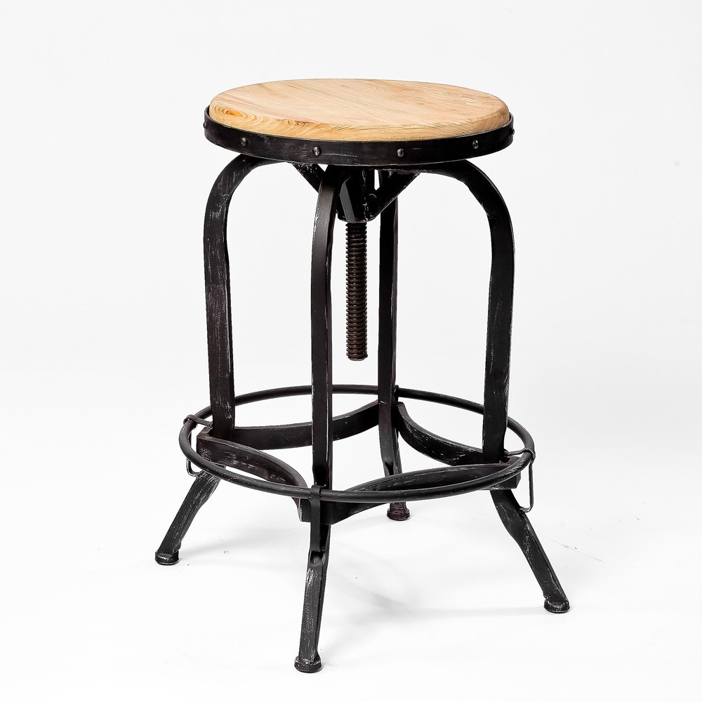 Copy Cat Chic Ballard Designs Allen Stool