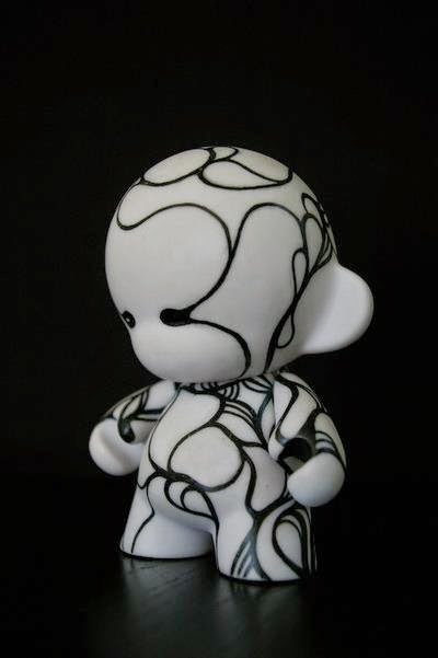 Awesome Munny Designs by Frida Øye's