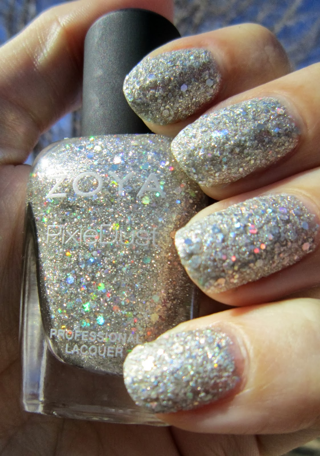 concrete and nail polish zoya cosmo