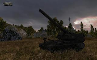 World of Tanks T92