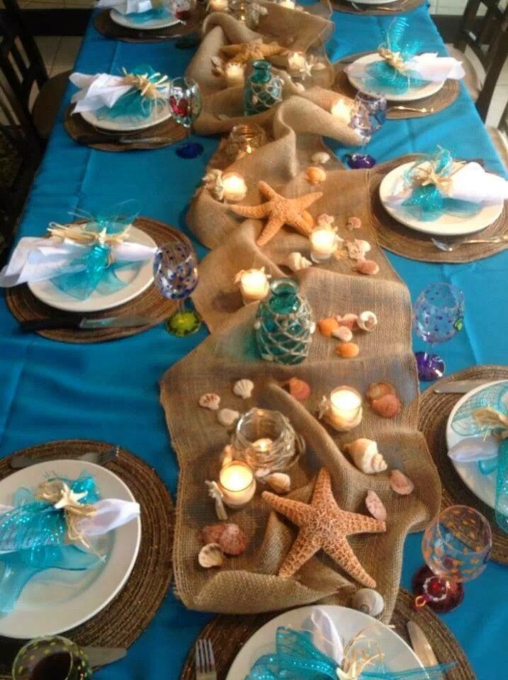 temas para fiestas de quinceanera y bodas accesorios tema starfish o