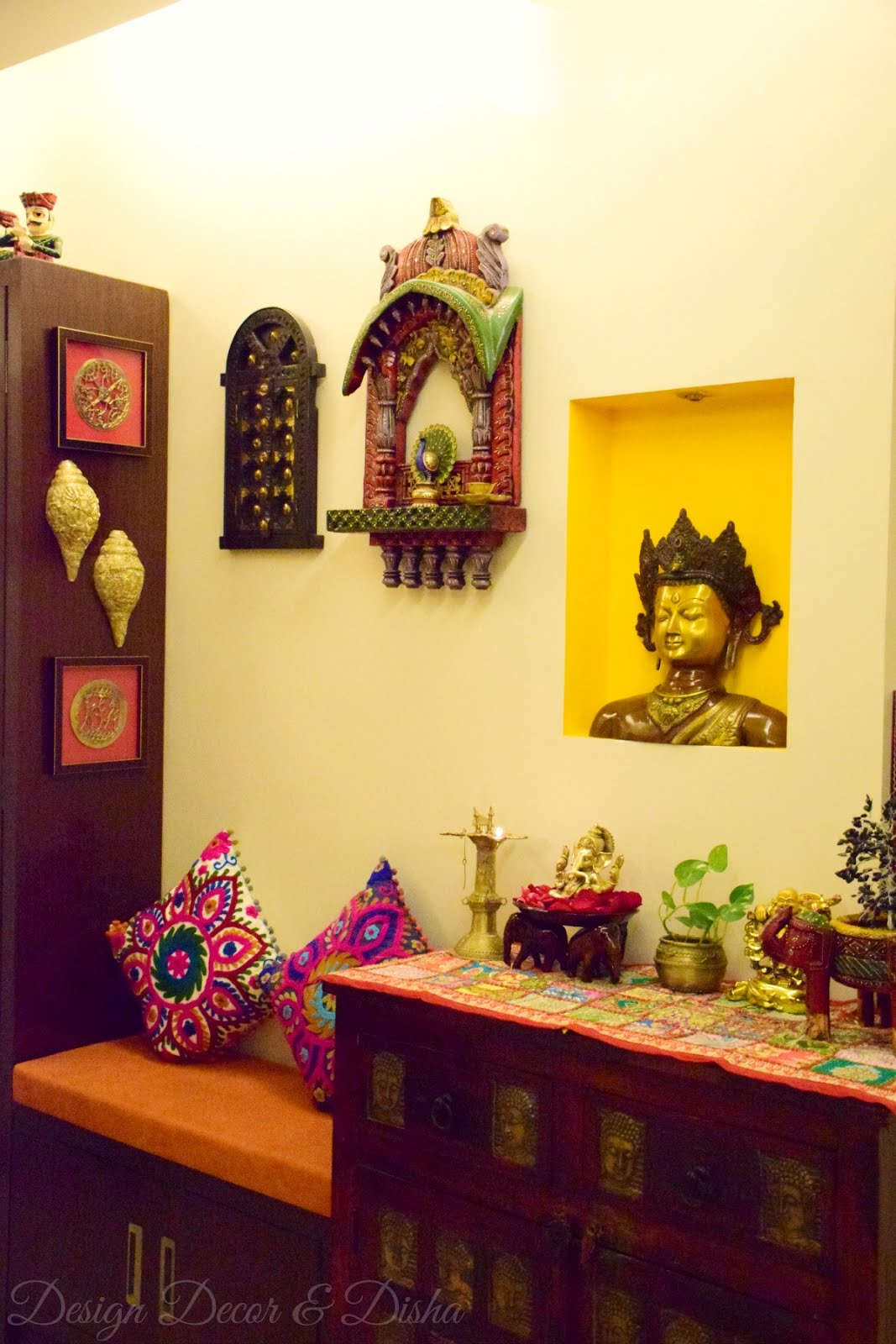 Design Decor & Disha | An Indian Design & Decor Blog: Wall Stories ...
