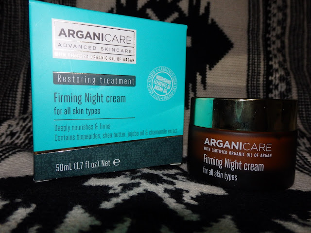 ArganiCare Firming Night Cream