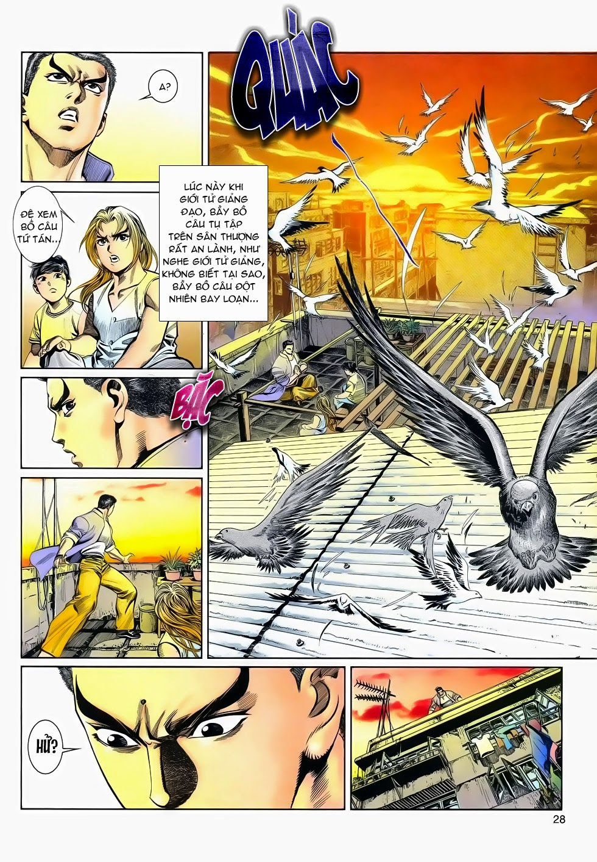 Long Hổ Phong Bạo chap 2 - Trang 28