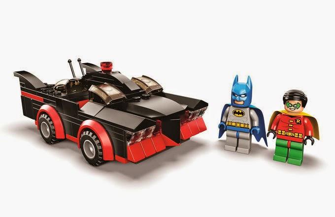 LEGO Batman Sets 2015