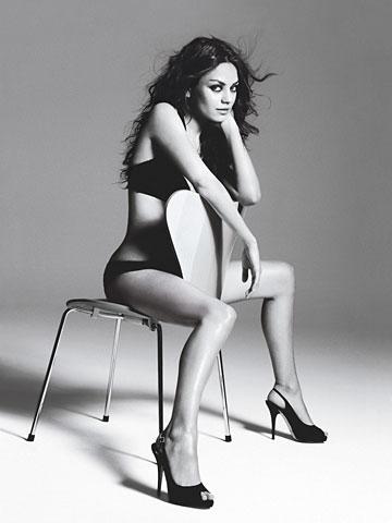 Mila Kunis body