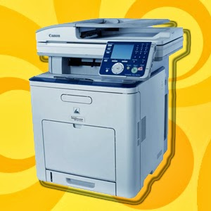 Canon imageCLASS MG8450C Color Printer Overview